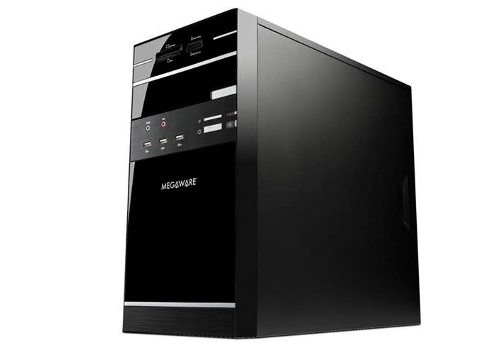 Computador Quad Core FX-4300 - 3.8GHZ, Memória 4GB, HD500GB, Gabinete ATX