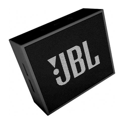 Caixa de Som Bluetooth JBL GO - 3W RMS, Portátil *