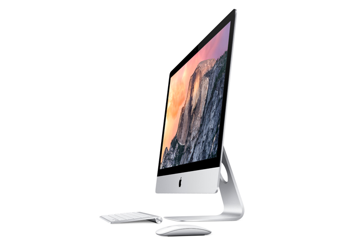 Apple iMac com tela Retina 5K MK462 - Intel i5 Quad Core, Memória de 8GB, HD 1TB, Placa de Vídeo AMD Radeon de 2GB, Tela Retina 27