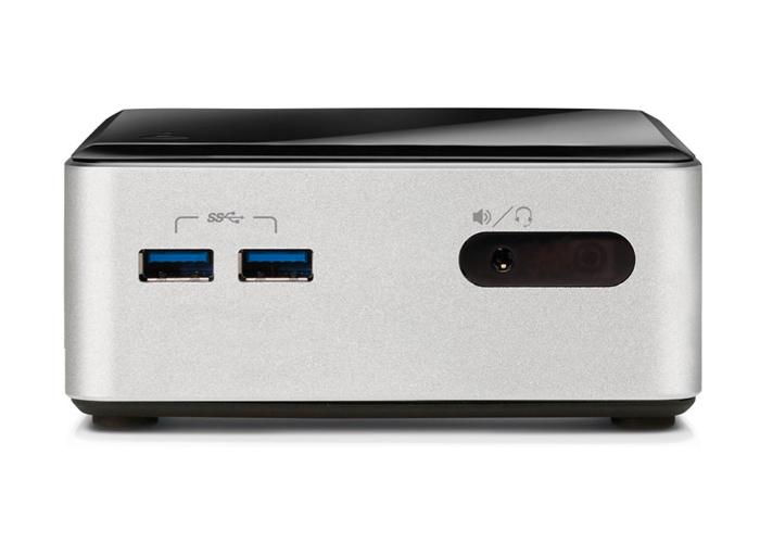 Computador Ultratop NUC - Procesador Intel Core i5, Memória 4GB, HD 500GB, HDMI *