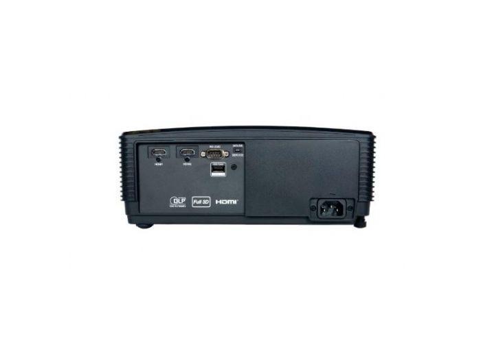 Projetor Optoma S-311 - Lumens 3200, Contrate 20.000:1, DLP, HDMI, SVGA