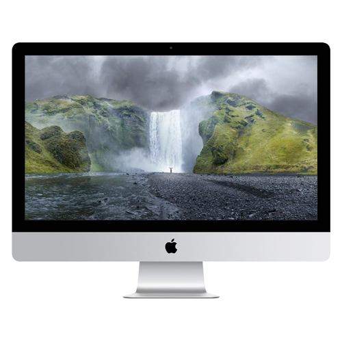"""Apple iMac com tela Retina 5K MK482 - Intel i5 Quad Core, Memória de 8GB, HD Fusion Drive 2TB, Placa de Vídeo AMD Radeon de 2GB, Tela Retina 27"""" *"""