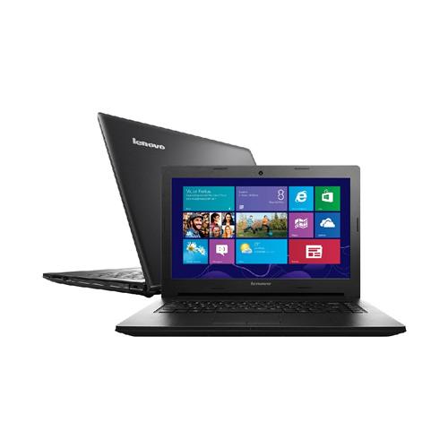 Notebook Lenovo LNV - Intel Core i3, Memória de 4GB, HD 500GB, Gravador de DVD, Leitor de Cartões, Tela de 14