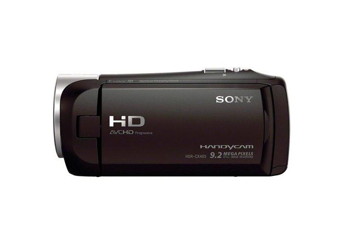 Filmadora Sony HDR-CX440 - Sensor CMOS, Vídeo Full HD, Zoom Óptico 30x, Tela de 2.7