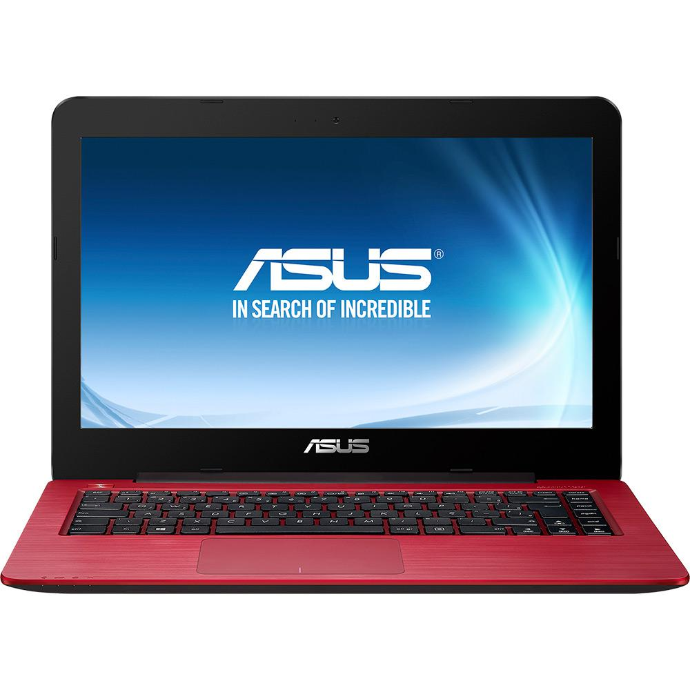 Notebook Asus Z450 - Intel i3 Core, 4GB de memória, HD 1 TB, Windows 10, Tela LED 14""