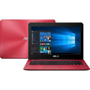 Notebook Asus Z450 - Intel i3 Core, 4GB de memória, HD 1 TB, Windows 10, Tela LED 14