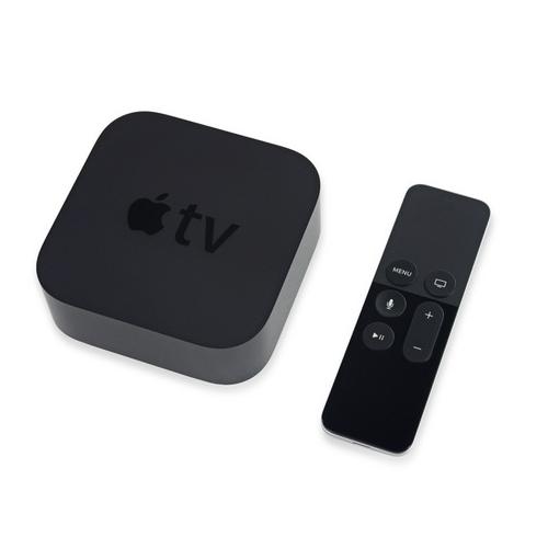 Apple TV 4° Geração - 32GB, Full HD (Resolução 1080p), Netflix, HDMI, Controle *