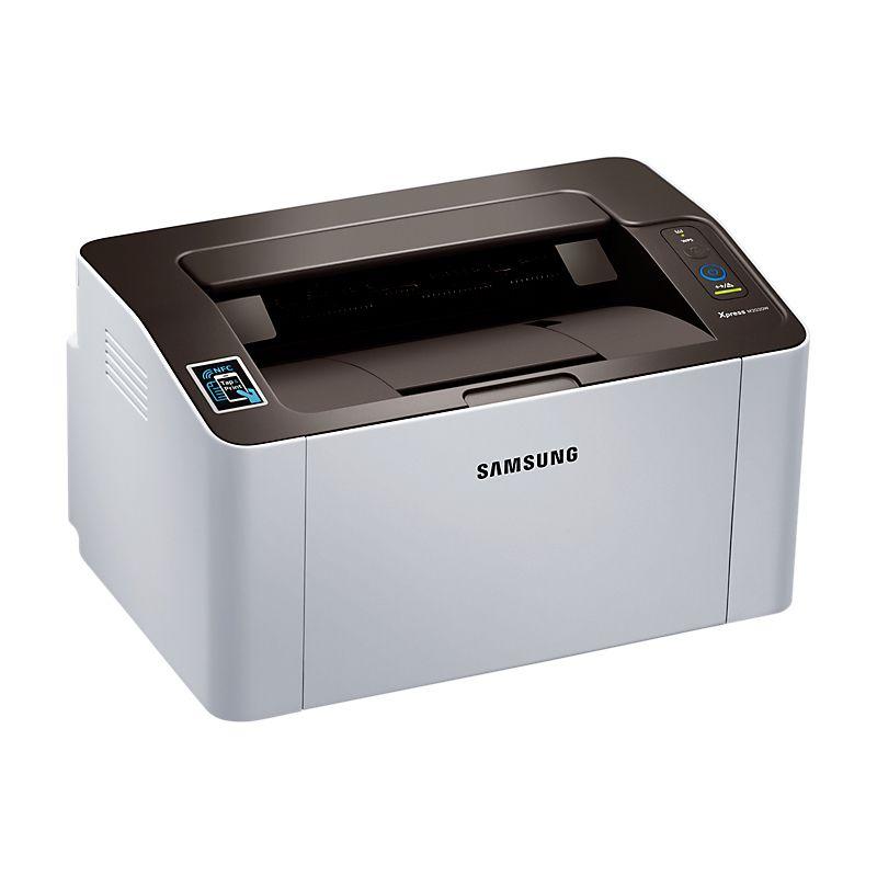 Impressora Laser Samsung Xpress SL-M2020w - até 10.000 pg/mês, Wireless, Velocidade até 20 ppm *