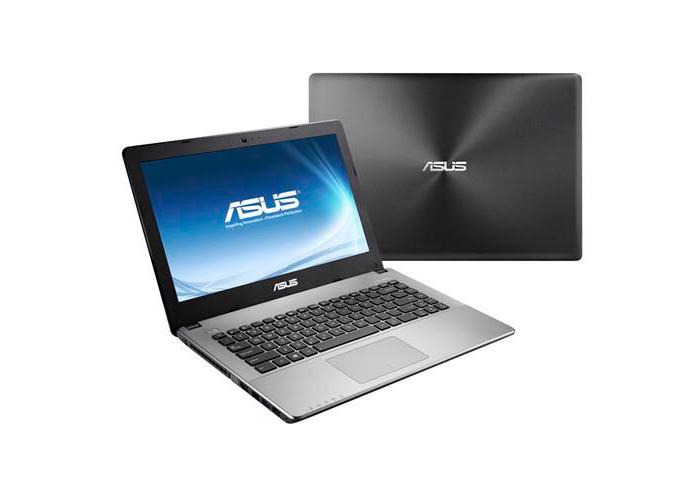 Notebook Asus x450L - Intel Core i7, Memória de 8GB, HD 750GB, Gravador de DVD, Leitor de Cartões, Tela de 14
