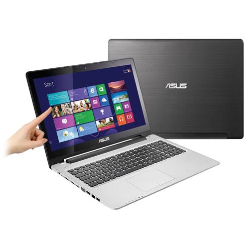 Notebook Asus S550 Ultrafino- Intel Core i5, Memória 8GB, HD 1TB, Tela LED 15.6 Touchscreen,  Windows (showroom)