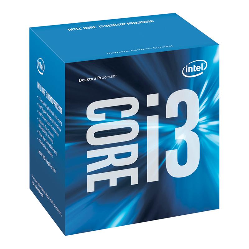 Processador Intel Core i3 6100 LGA 1151 - 3.7GHz, 3MB de cache, HD Graphics 530, Skylake 6ª Geração *