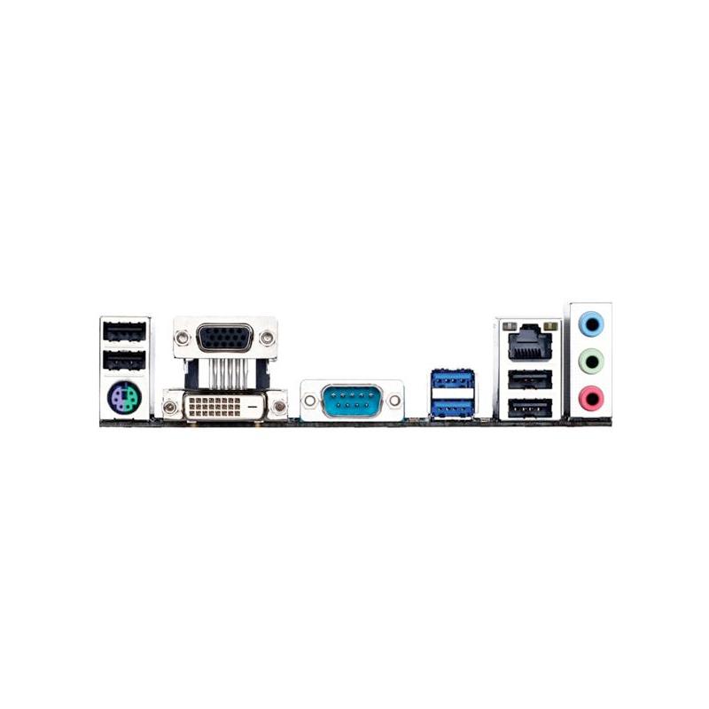Placa Mãe Gigabyte Gamer GA-H110M p/ Intel LGA 1151 - DDR4, USB 3.0, Chipset H110, Sata 6Gb/s, mATX *