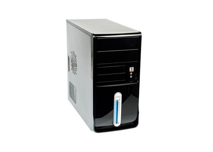 Computador Quad Core AMD - Processador Quad Core, 4GB de Memória, HD de 500GB, Gabinete ATX