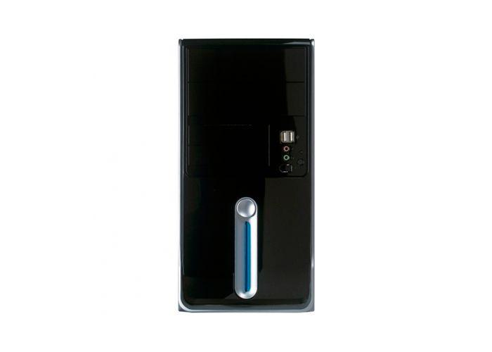 """Computador Quad Core AMD - Processador Quad Core, 4GB de Memória, HD de 500GB, Gabinete ATX + Monitor LED de 18.5"""""""