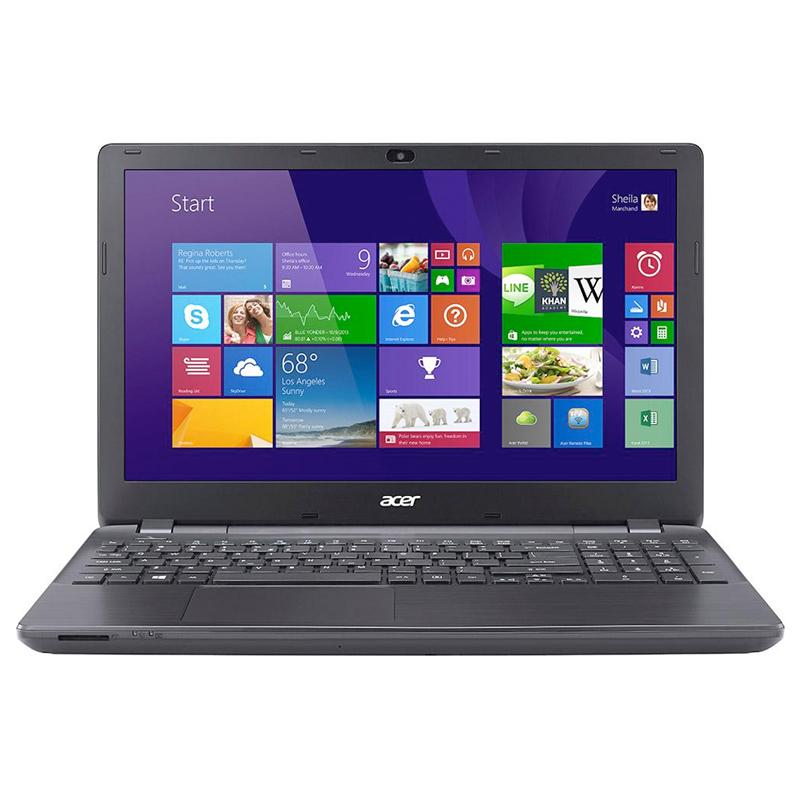 """Notebook Acer Aspire E5 571 - Intel Core i5, Memória de 6GB, HD 1TB, Leitor de Cartões, HDMI, Windows 8.1, Tela LED de 15.6"""""""