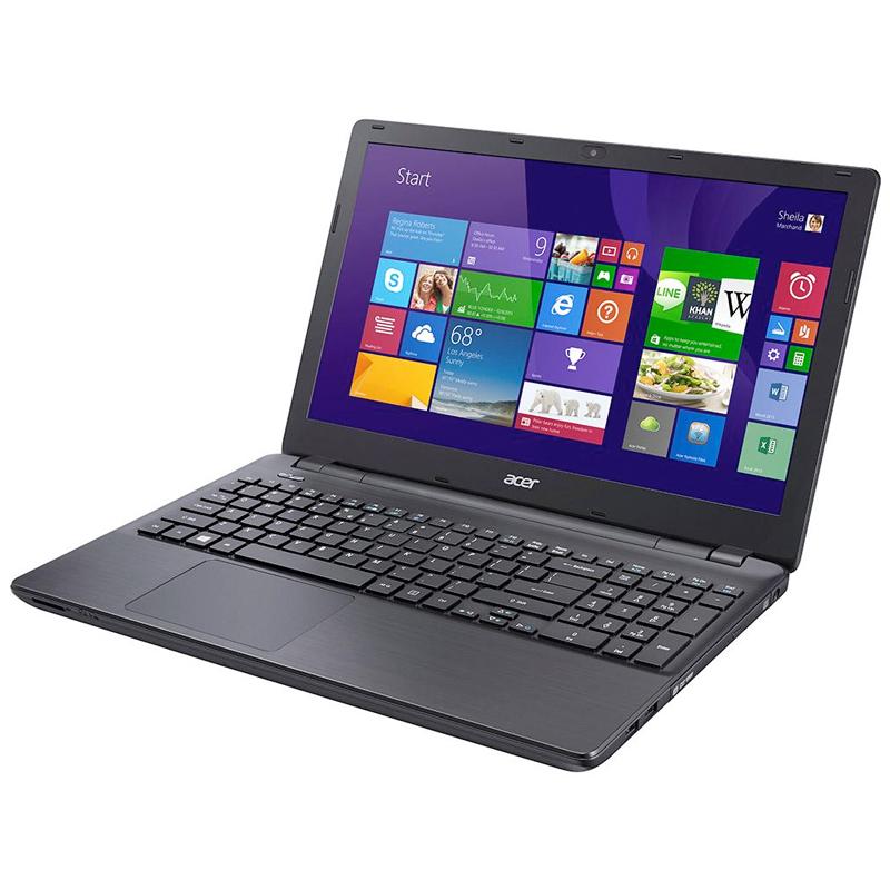 Notebook Acer Aspire E5 571 - Intel Core i5, Memória de 6GB, HD 1TB, Leitor de Cartões, HDMI, Windows 8.1, Tela LED de 15.6