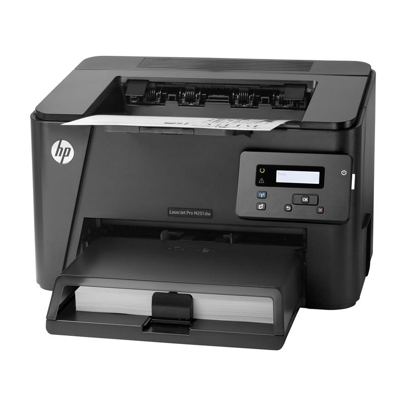 Impressora HPl LaserJet Pro M201dw - Wireless