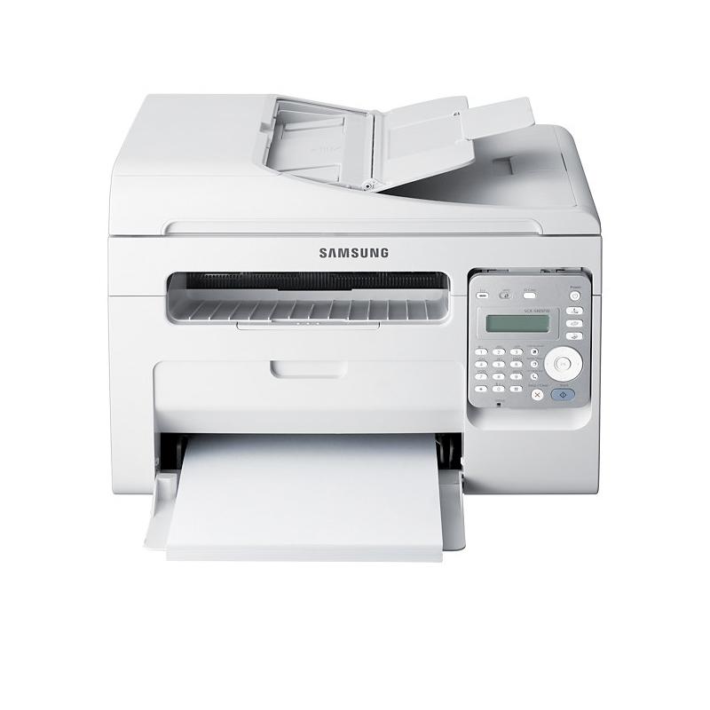 Impressora Samsung Multifuncional Laser SCX-3405FW - Função Eco, Copiadora, DIgitalizadora, Fax
