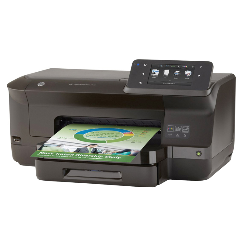 Impressora HP OfficeJet Pro 251DW - Jato de Tinta, Wireless, ePrint