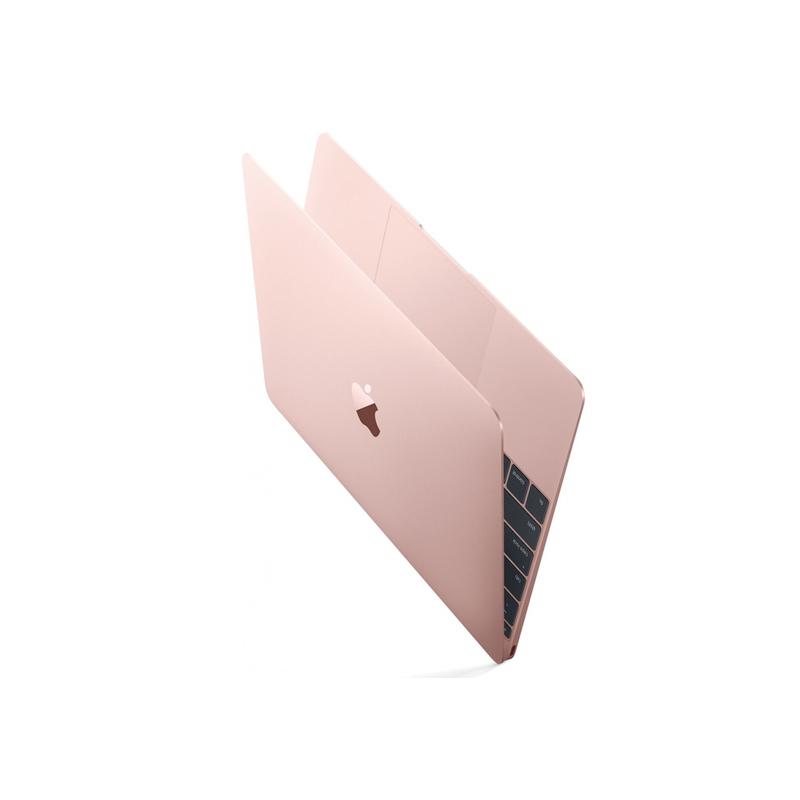Notebook Apple MacBook Rose - Intel Core M3, 8GB de Memória, SSD de 256GB, Force Touch - MMGL2 (início de 2016), Ouro Rosa *