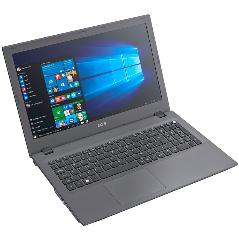 "Notebook Acer Aspire E5-573G - Intel Core i7, 8GB de Memória, HD de 1TB, Placa de Vídeo GeForce de 2GB, HDMI, Tela LED de 15.6"" *"