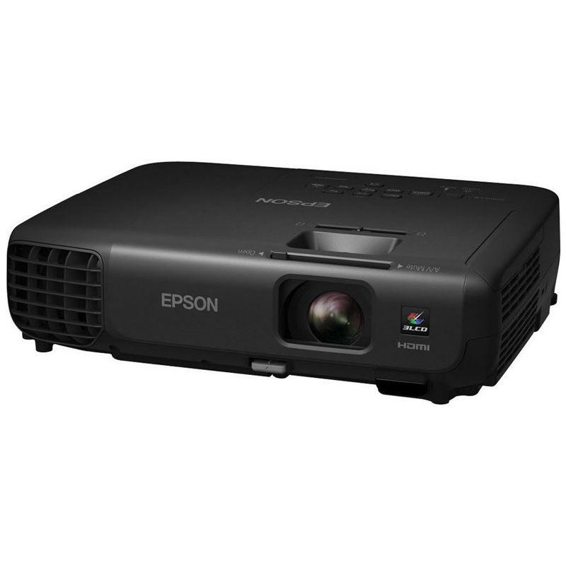 Projetor Epson PowerLite EB-S31 – 3200 Lúmens, 15.000:1 Contraste, Wireless Ready, HDMI, USB