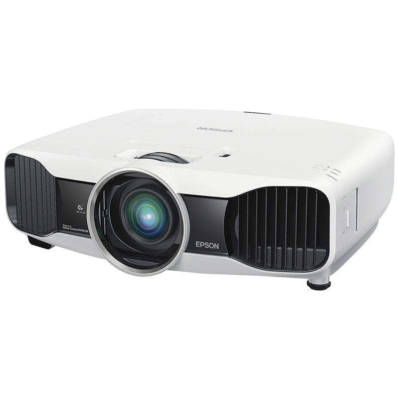 Projetor Epson Home Cinema 5030 + 2 Óculos 3D - Full HD 3D, Super contraste de 600.000:1, HDMI, Trigger out, Zoom Óptico, Tecnologia 3LCDs e certificação THX
