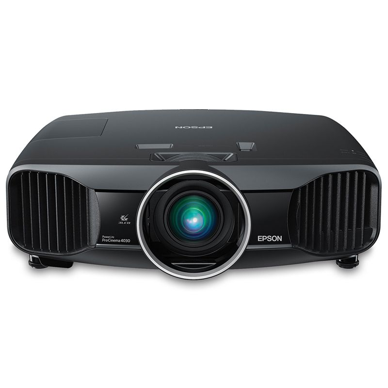 Projetor Epson Pro Cinema 4030 + 2 Óculos 3D - Full HD 3D, Contraste de 120.000:1, HDMI, Trigger out, Zoom Óptico, Tecnologia 3LCDs