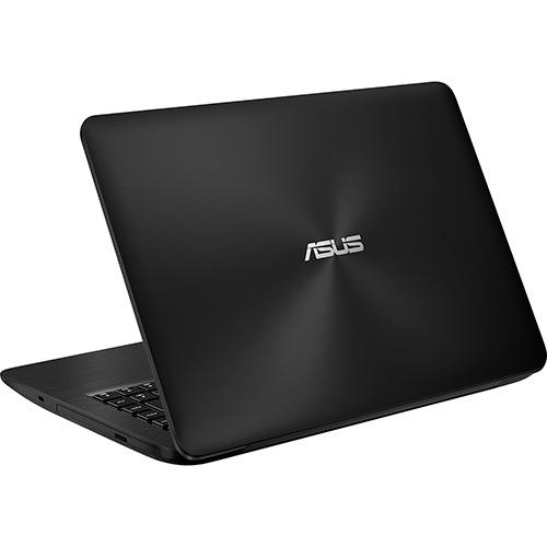 Notebook Asus Z550m - Intel Quad Core, 4GB de Memória, HD de 500GB, Bluetooth, Tela LED de 15.6