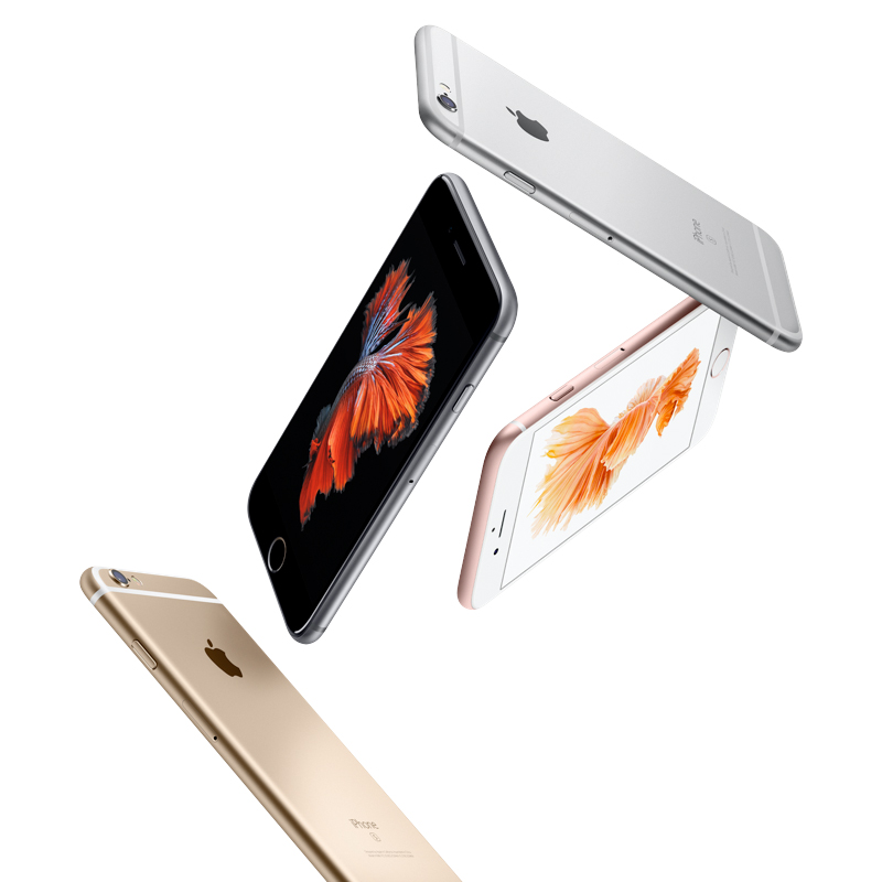 Apple iPhone 6s Plus - 128GB, 3D Touch,  Câmera iSight de 12MP, Gravação de Vídeo  4k, Tela Retina HD,  Touch ID, Chip A9