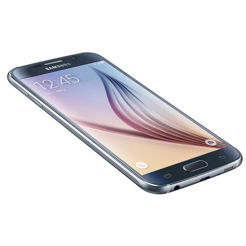 Smartphone Samsung Galaxy S6 SM-G920 - 32GB, Tela AMOLED Quad HD, Câmerade 16MP + Selfie de 5MP, Gravação de Vïdeo UHD 4K, Processador Octa-Core, NFC