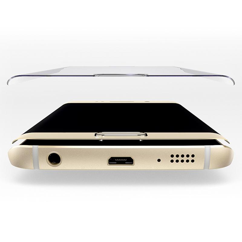 Smartphone Samsung Galaxy S6 Edge SM-G925 - 64GB, Tela AMOLED Quad HD, Câmerade 16MP + Selfie de 5MP, Gravação de Vïdeo UHD 4K, Processador Octa-Core, NFC