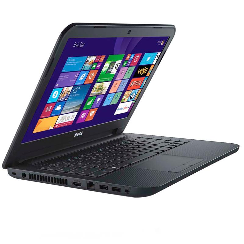 Notebook DELL Inspiron I14-3421 - Intel Core i5, 6GB de Memória, Placa de Vídeo GeForce de 1GB, HD de 1TB, Bluetooth, HDMI, Tela LED de 14