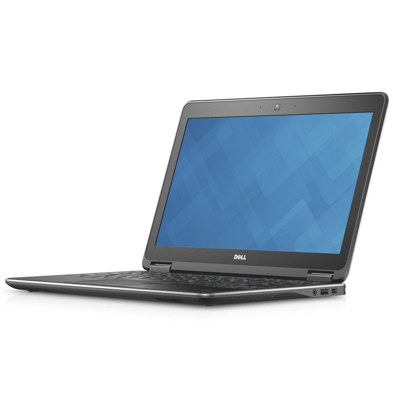 "Notebook Ultrabook DELL Latitude E7250 - Intel Core i5 vPro de 5ª G., SSD de 256GB, 8GB de Memória , Tela LED Full HD de 12,5"" Touchscreen, Windows 10 Pro *"