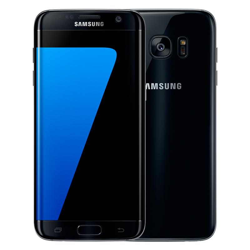 Smartphone Samsung Galaxy S7 Edge com 32GB, Câmera Dual Pixel, Vídeos em 4K, Processador Octa-core, 4G, Resistênte à água e poeira, NFC, Tela Dual Edge Super AMOLED de 5.5