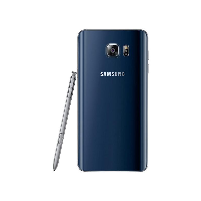 """Smartphone Samsung Galaxy Note 5 com 32GB, Vídeos em 4K, S-Pen, Processador Octa-core, 4G, Câmera CMOS de 16GB, Tela Super AMOLED de 5.7"""" - N920, Preto"""
