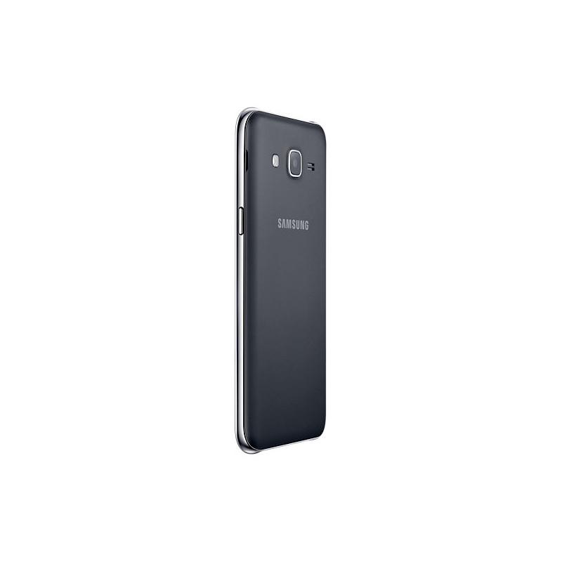 """Smartphone Samsung Galaxy J5 com 16GB, Câmera CMOS de 13MP, Flash Frontal, 4G, Dual Chip, Processador Quad Core, Tela Super AMOLED de 5.0"""" - SM-J500M Duos, Preto"""