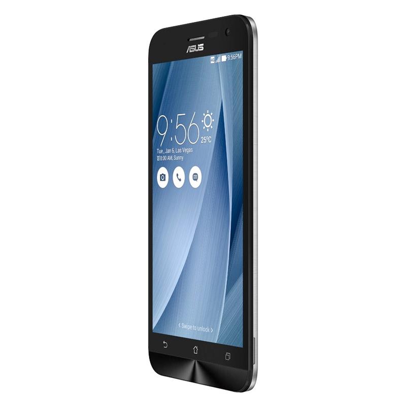 Smartphone Asus ZenFone 2 Laser com 16GB, Câmera CMOS de 13MP com Foco a Laser, 4G, Dual Chip, Processador Quad Core, Tela Gorilla Glass de 5