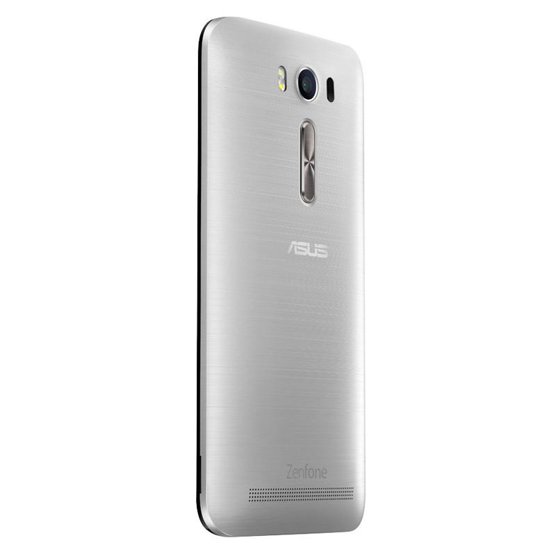 """Smartphone Asus ZenFone 2 Laser com 16GB, Câmera CMOS de 13MP com Foco a Laser, 4G, Dual Chip, Processador Quad Core, Tela Gorilla Glass de 5"""" - ZE500KL, Prateado"""