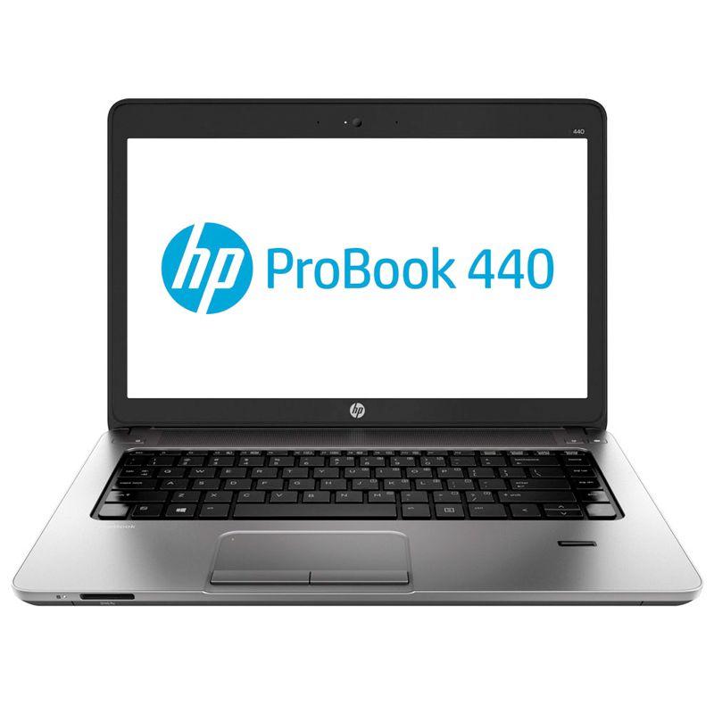 """Notebook HP ProBook 440 G1  Intel Core i5, 4GB de Memória, SSD de 240GB, Leitor Biométrico, Tela LED de 14"""" (showroom)"""