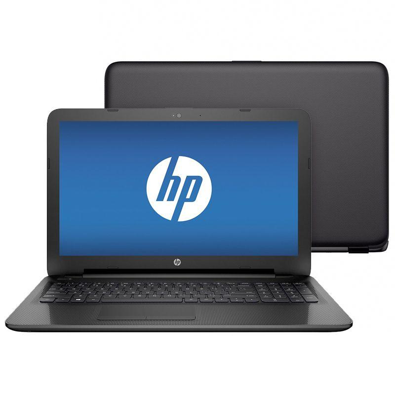 """Notebook HP Pavilion 15-AC151DX - Intel Core i5 de 5ª Geração, 8GB de Memória, HD de 1TB, Teclado numérico, Tela LED de 15.6"""", Windows 10"""
