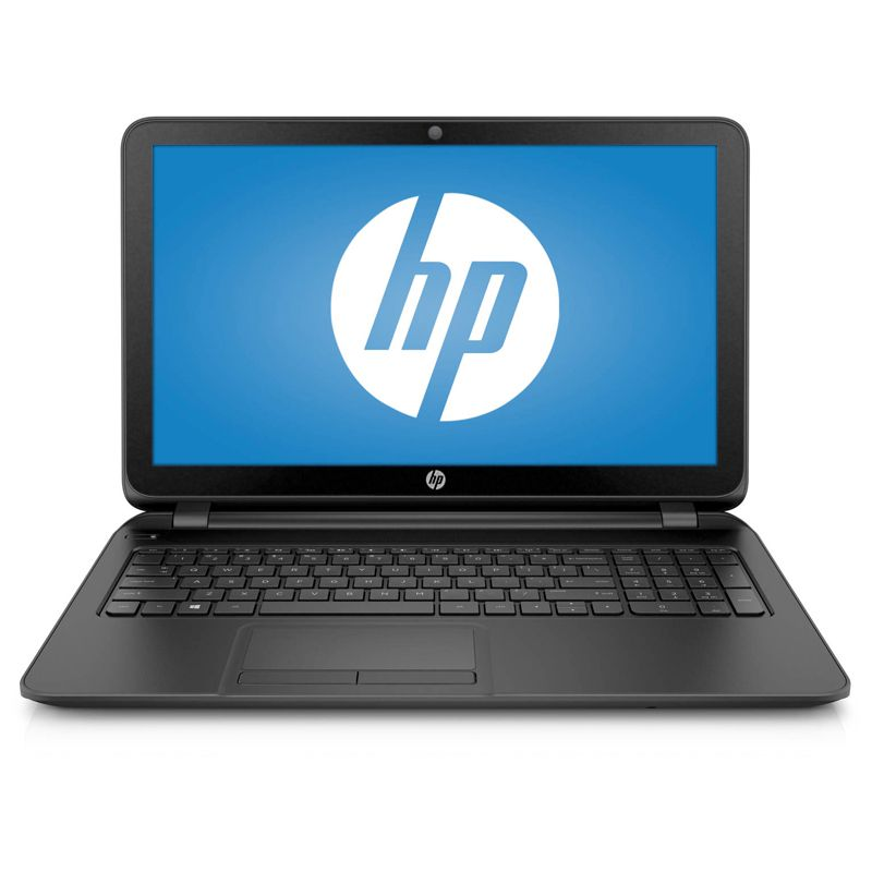 "Notebook HP 15-R - Intel Quad Core, 8GB de Memória, HD de 500GB, Teclado numérico, Tela LED de 15.6"""