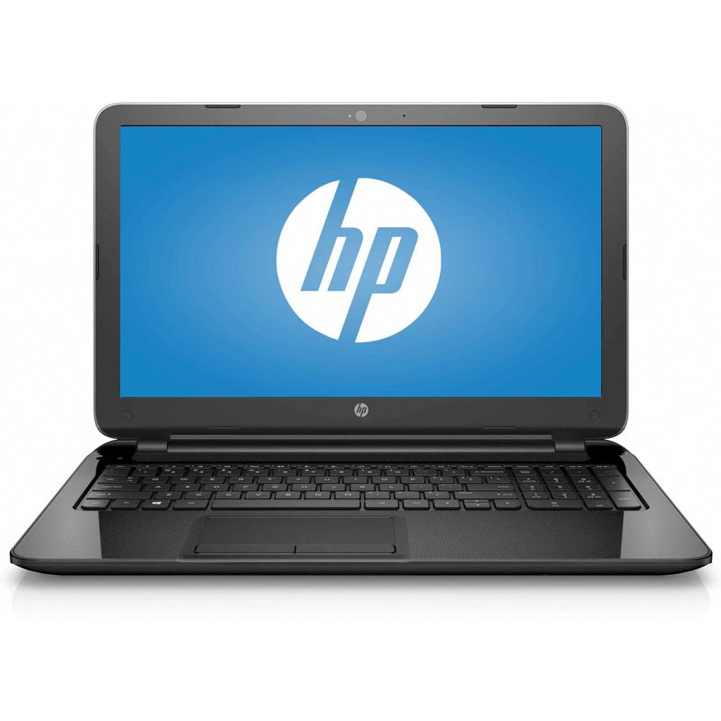 "Notebook HP 15-F - Intel Dual Core, 4GB de Memória, HD de 500GB, Teclado numérico, Tela LED de 15.6"", Windows 10"
