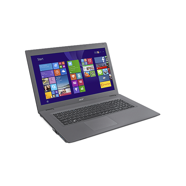 Notebook Acer Aspire E - Intel Quad Core, 4GB de Memória, HD de 1TB, Tela LED de 15.6