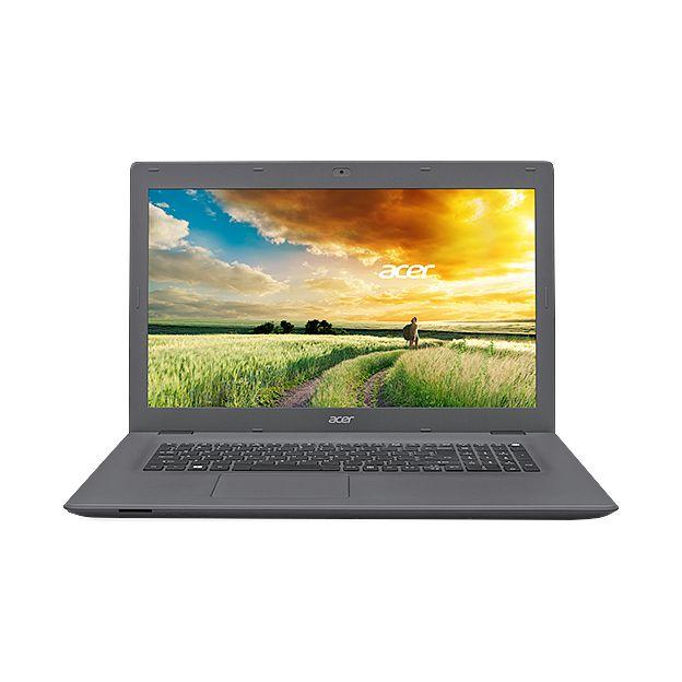 """Notebook Acer Aspire E - Intel Quad Core, 8GB de Memória, HD de 1TB, Tela LED de 15.6"""", Windows 10 - E5-532, Preto"""