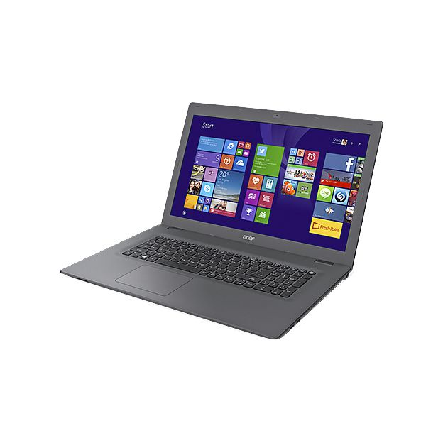 "Notebook Acer Aspire E - Intel Quad Core, 8GB de Memória, HD de 1TB, Tela LED de 15.6"", Windows 10 - E5-532, Preto"