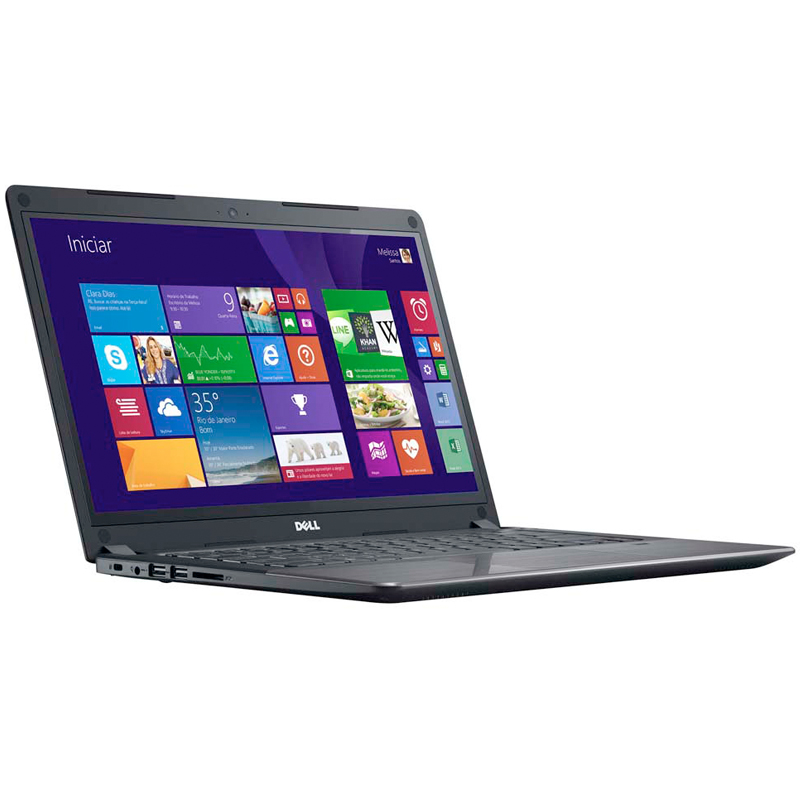 Notebook DELL Vostro 5470 Ultrabook - Intel Core i3, 4GB de Memória, HD de 500GB, Ultrafino, Tela LED de 14