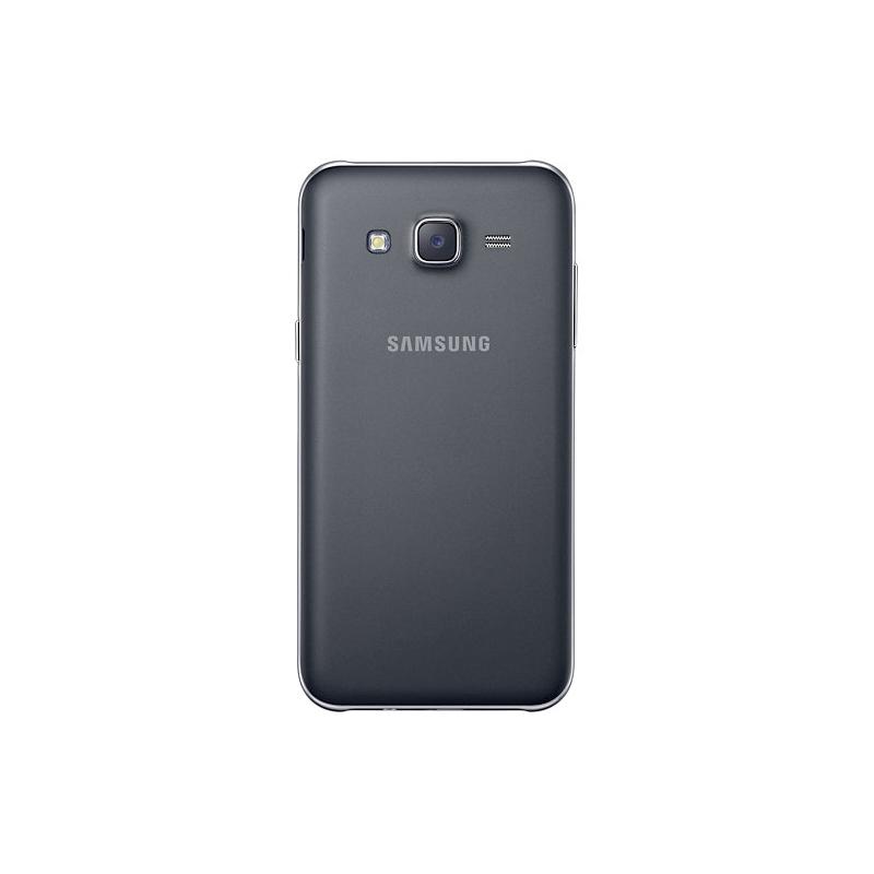 """Smartphone Samsung Galaxy J5 com 16GB, Câmera CMOS de 13MP, Flash Frontal, 4G, Processador Quad Core, Tela Super AMOLED de 5.0"""" - SM-J500M, Preto"""