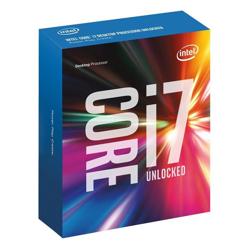 Processador Intel Core i7-6700K Skylake de 6° Geração - Suporte a 4K, Cache de 8MB - LGA 1151 *