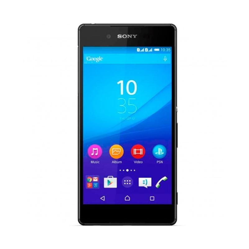 Celular Sony Xperia Z3+ com 32GB, Dual chip, Câmera de 27.0 MP, Vídeos em 4K, 4G, Processador Octa Core, Resistênte à água e poeira, NFC , Tela de 5.2